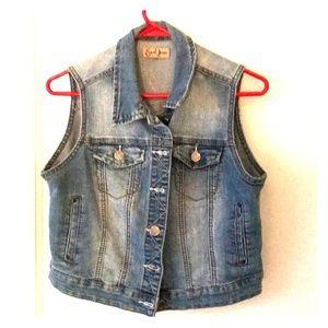 Earl Jeans Vest